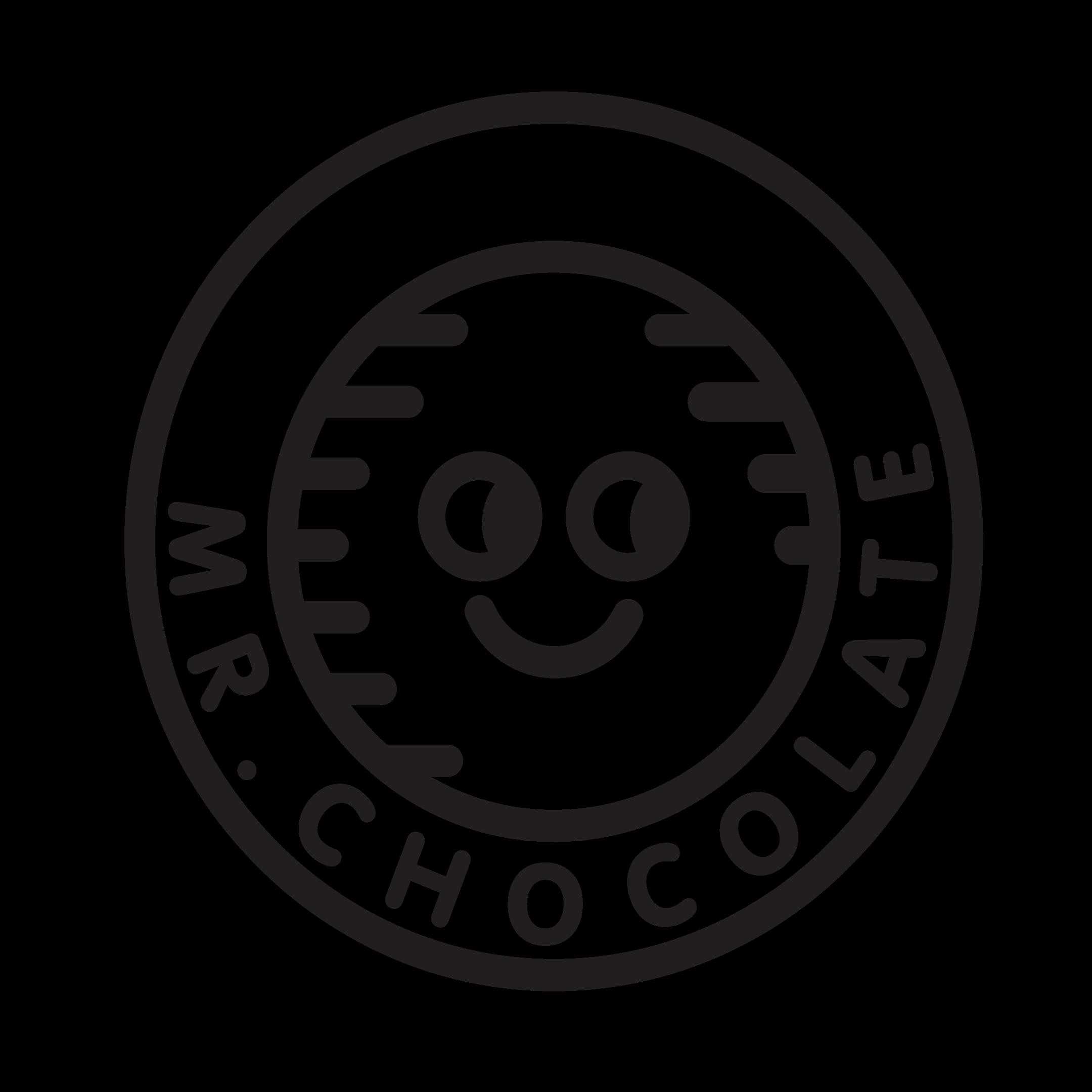 Logga för Mr Chocolate